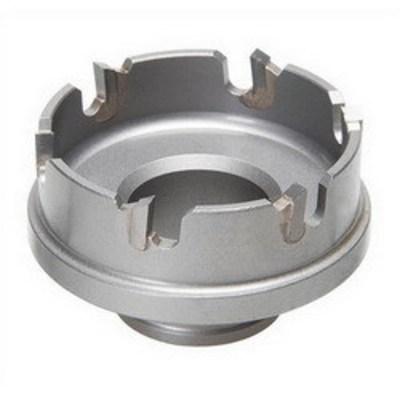 Greenlee 645-1-3/4 Greenlee 645-1-3/4 Kwik Change™ Hole Cutter; 1.75 Inch x 3/8 Inch Chuck, Carbide Tipped