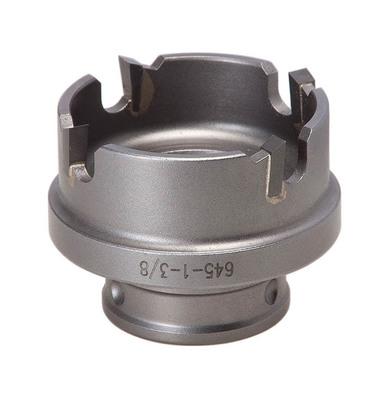 Greenlee 645-1-3/8 Greenlee 645-1-3/8 Kwik Change™ Quick Change Hole Cutter; 1-3/8 Inch, Carbide Tip