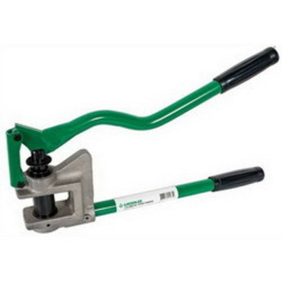 Greenlee 710 Greenlee 710 Manual Metal Stud Punch Assembly; 1-11/32 Inch, Aluminum Head