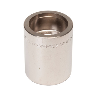 Greenlee 7212SP-1-7/32D Greenlee 7212SP-1-7/32D Speed Punch® MS Speed Die; 0.5 - 4 Inch, 10 Gauge, Carbon-Alloy Steel