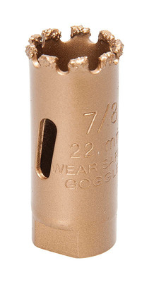 Greenlee 725-2 Greenlee 725-2 Hole Saw; 2 Inch, Tungsten Carbide Grit