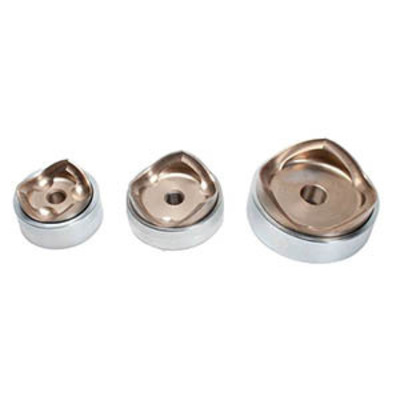 Greenlee 7308 Greenlee 7308 Knockout Punch Kit; For Punching Up To 10 Gauge Stainless Steel