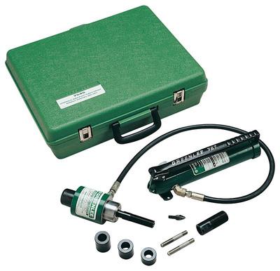 Greenlee 7646 Greenlee 7646 Slug-Buster® Drive Punch; Hydraulic