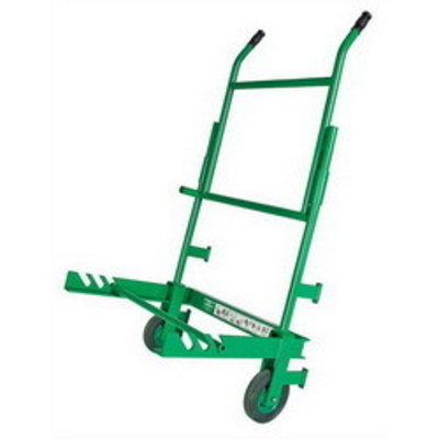 Greenlee 916 Greenlee 916 Wire Reel Transporter Assembly; Reels of Cable or Box Upto 20 Inch Width and 40 Inch Diameter