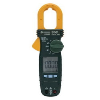 Greenlee CM-660 Greenlee CM-660 Calibrated AC True rms Clamp Meter; 600 Volt AC/DC, 60 - 600 Amp AC