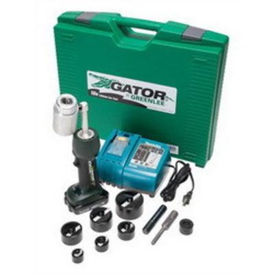 Greenlee LS50L11B Greenlee LS50L11B Gator® Punching Tool Kit; 10 - 12 Gauge