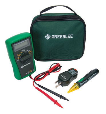 Greenlee TK-30A Greenlee TK-30A Electrical Basic Kit; 3 Pieces