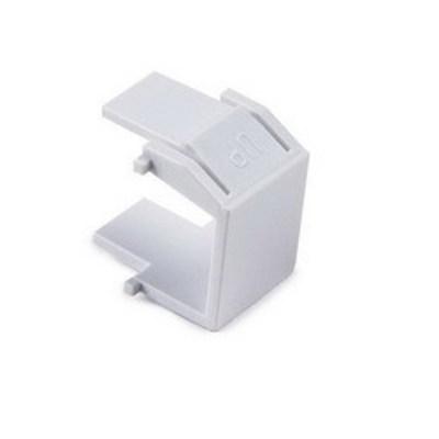 Hellermann Tyton BLANK-W Hellermann Tyton BLANK-W Reversible Blank Module; ABS, White