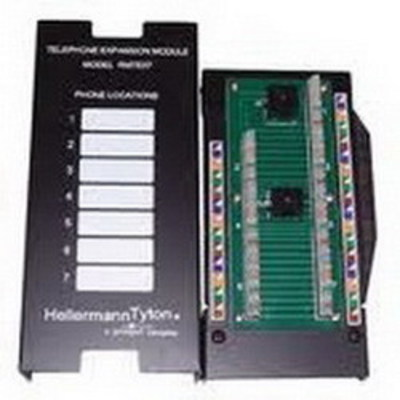 Hellermann Tyton RMVS1X82GB Hellermann Tyton RMVS1X82GB Splitter Module; 5 Mega-Hz - 2 Giga-Hz