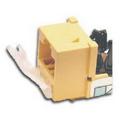 Hubbell Premise Wiring HXJDC25 Hubbell Premise HXJDC25 Hinged Dust Cover; For Xcelerator Modular Jacks, Telephone and Data Distribution Jack