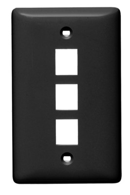 Hubbell Wiring Device-Kellems NSP13BK NSP13BK HUBBELL PLATE WALL LABEL-LE