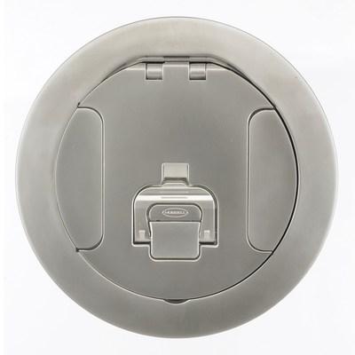 Hubbell Wiring Device-Kellems S1R6CVRNKL S1R6CVRNKL HUBBELL S1R FRPT 6 COVER