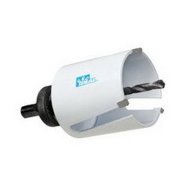 Ideal 36-355 Ideal 36-355 Tri-Bore™ Multi-Purpose Hole Saw; 3-3/8 Inch, Carbide Teeth