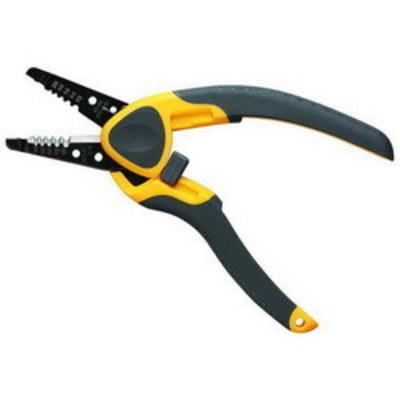 Ideal 45-915 Ideal 45-915 Reflex™ Kinetic™ T®-Stripper Wire Stripper; 10-18 AWG Solid, 12-20 AWG Stranded, Steel