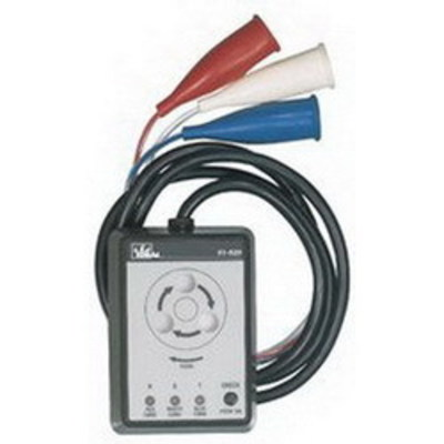 Ideal 61-520 Ideal 61-520 3-Phase Motor Rotation Tester; 600 Volt