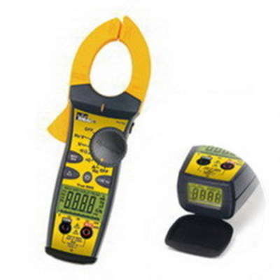 Ideal 61-765 Ideal 61-765 TightSight® True RMS AC/DC Clamp Meter; 0 - 660 Amp AC/DC