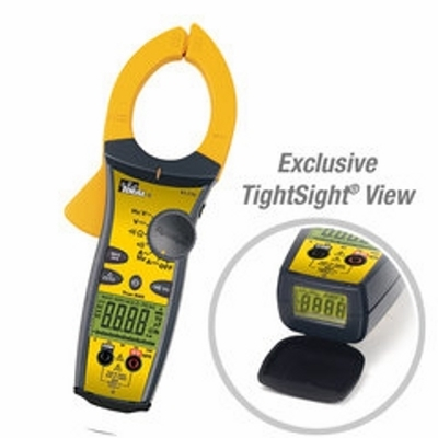 Ideal 61-775 Ideal 61-775 TightSight® True RMS AC/DC Clamp Meter; 1000 Amp AC/DC