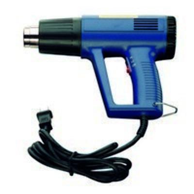 Ilsco 94502 Ilsco 94502 Clearchoice® Electric Heat Shrinking Gun; 120 Volt AC, 750 - 1100 deg F, Blue