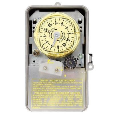 Intermatic R8806M101C R8806M101C INT-MAT MECHANISM - 250 V DPST 25 AMP