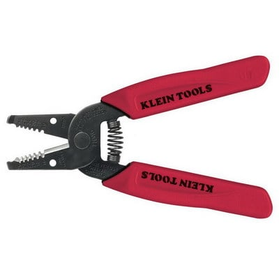 Klein Tools 11046 Klein Tools 11046 Wire Stripper/Cutter; 6-1/4 Inch Overall Length