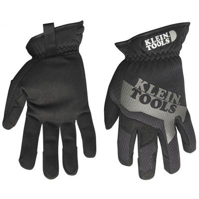 Klein Tools 40205 Klein Tools 40205 TrekDry™ Journeyman™ Utility Gloves; Medium, Elastic Cuff