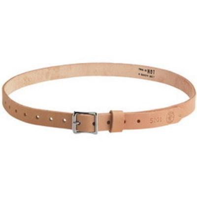 Klein Tools 5201 Klein Tools 5201 Lightweight Tool Belt; 1 Inch Width, Leather