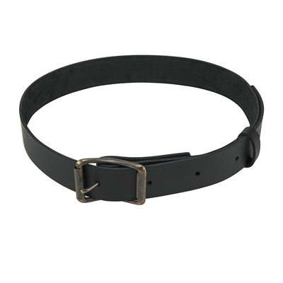 Klein Tools 5202L Klein Tools 5202L Belt; 1-1/2 Inch Belt Width, Leather, Large, Brown