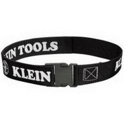 Klein Tools 5204BLK Klein Tools 5204BLK Lightweight Utility Belt; Universal, Black