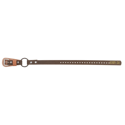 Klein Tools 530120 Klein Tools 5301-20 Climber Strap; 22 Inch Length x 1 Inch Width
