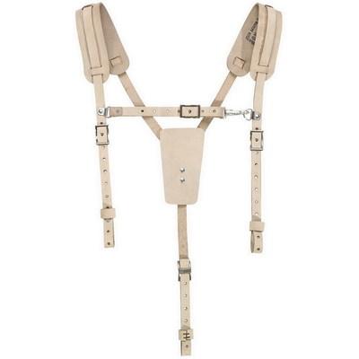 Klein Tools 5413 Klein Tools 5413 Work Belt Suspender; Leather
