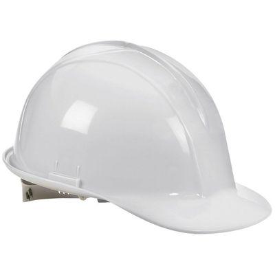 Klein Tools 60009 Klein Tools 60009 Standard Hard Cap; High Density Polyethylene Shell, White