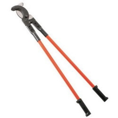Klein Tools 63047 Klein Tools 63047 Communications Cable Cutter; 900-Pair 2-1/4 Inch Copper/Aluminum, 37 Inch