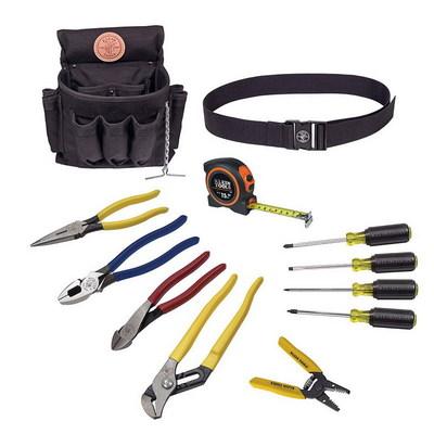 Klein Tools 92003 Klein Tools 92003 Electrician Tool Set; 12 Pieces
