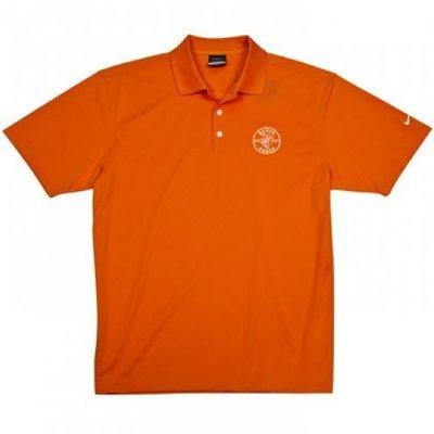 Klein Tools 96711ORGXL Klein Tools 96711ORG-XL Men's Orange Nike Polo Shirt; X-Large