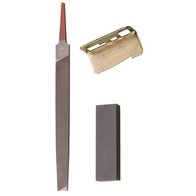 Klein Tools KG2 Klein Tools KG-2 Gaff Sharpening Kit; For Pole and Tree Climbers Equipments