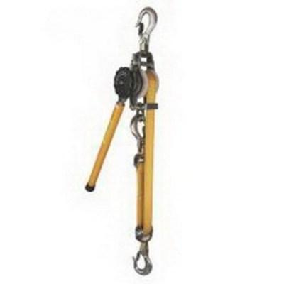 Klein Tools KN1500PEX Klein Tools KN1500PEX Web-Strap Ratchet Hoist; 1500 lb Single Line, 3000 lb Double Line