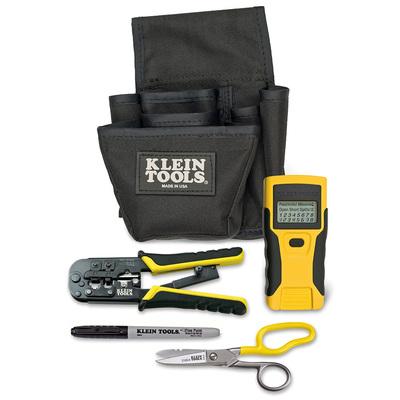 Klein Tools VDV026812 Klein Tools VDV026-812 Modular LAN Installer Starter Kit
