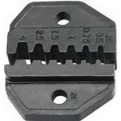 Klein Tools VDV205039 Klein Tools VDV205-039 Die Set; 2 Inch Length, 12-22 AWG High-Carbon Steel