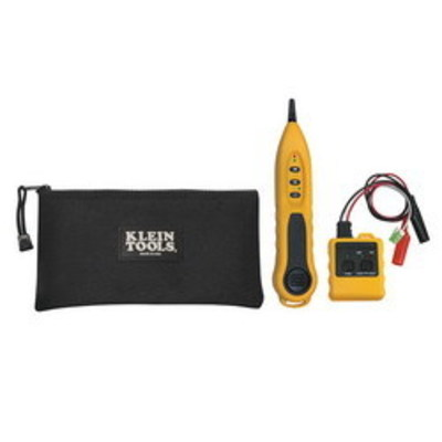 Klein Tools VDV500808 Klein Tools VDV500-808 Tone Generator With Leads and Probe Kit; Pouch