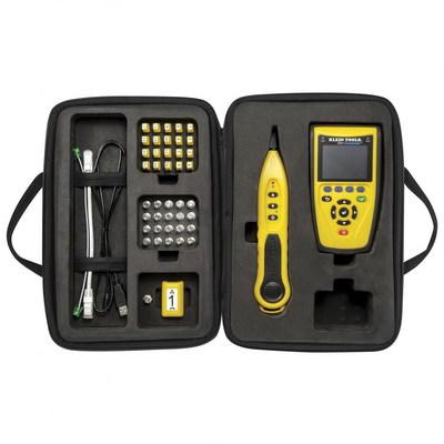 Klein Tools VDV501829 Klein Tools VDV501829 VDV Commander Test and Tone Kit