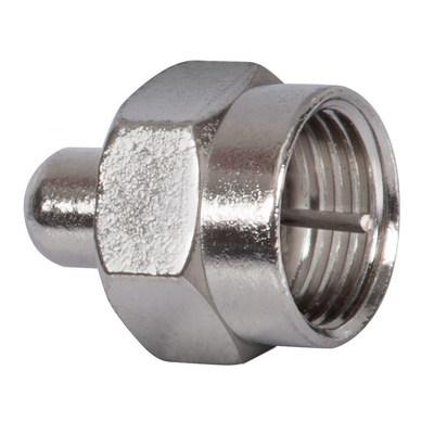 Klein Tools VDV814-610 Klein Tools VDV814-610 F-Type Coax Terminator; 75 Ohm Impedance, 10/Pack