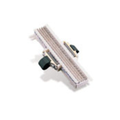 Leviton 40066-MW2 Leviton 40066-MW2 M Block With Female and Male Connector; High Impact Fire Retardant Plastic, 3.3125 Inch Width x 1.1875 Inch Depth x 10 Inch Height