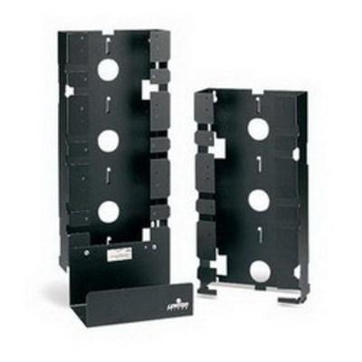 Leviton 41MB2-SME Leviton 41MB2-SME 300-Pair Extension Mounting-Frame Unit ; Wall Mount, Sheet Metal