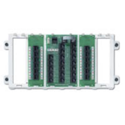 Leviton 47603-12P Leviton 47603-12P Category 5e Structured Media Panel; 12-Port