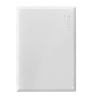 Leviton 47605-21C Leviton 47605-21C Structured Media® Cover; Flush Mount, White
