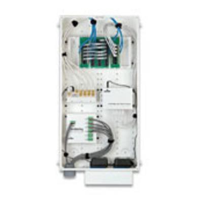 Leviton 47605-28N Leviton 47605-28N Structured Media® 280 Series Enclosure; Flush Mount, White