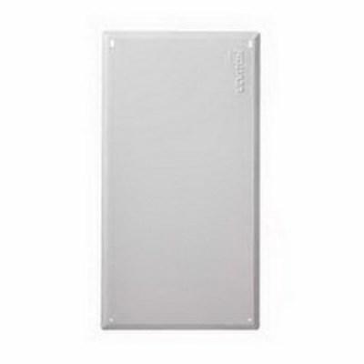 Leviton 47605-F28 Leviton 47605-F28 Structured Media® Cover; Flush Mount, White