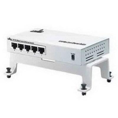 Leviton 47611-5PT Leviton 47611-5PT Ethernet Switch; 5-Port, 10/100 Mbps
