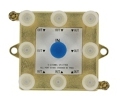Leviton 47690-G8 Leviton 47690-G8 SMC 8-Way Passive Video Splitter; 2 Giga-Hz