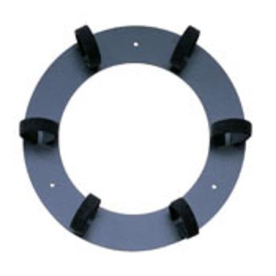 Leviton 48900-IFR Leviton 48900-IFR Velcro® Recloseable Storage Ring; Wall Mount, 16-Gauge Sheet Metal